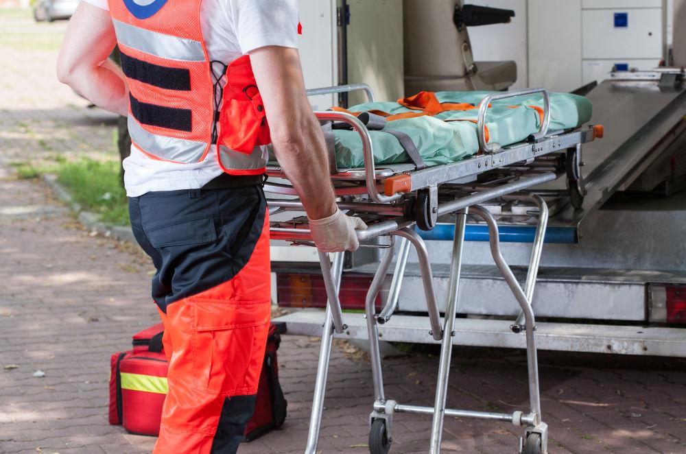 Transport medyczny i sanitarny karetką